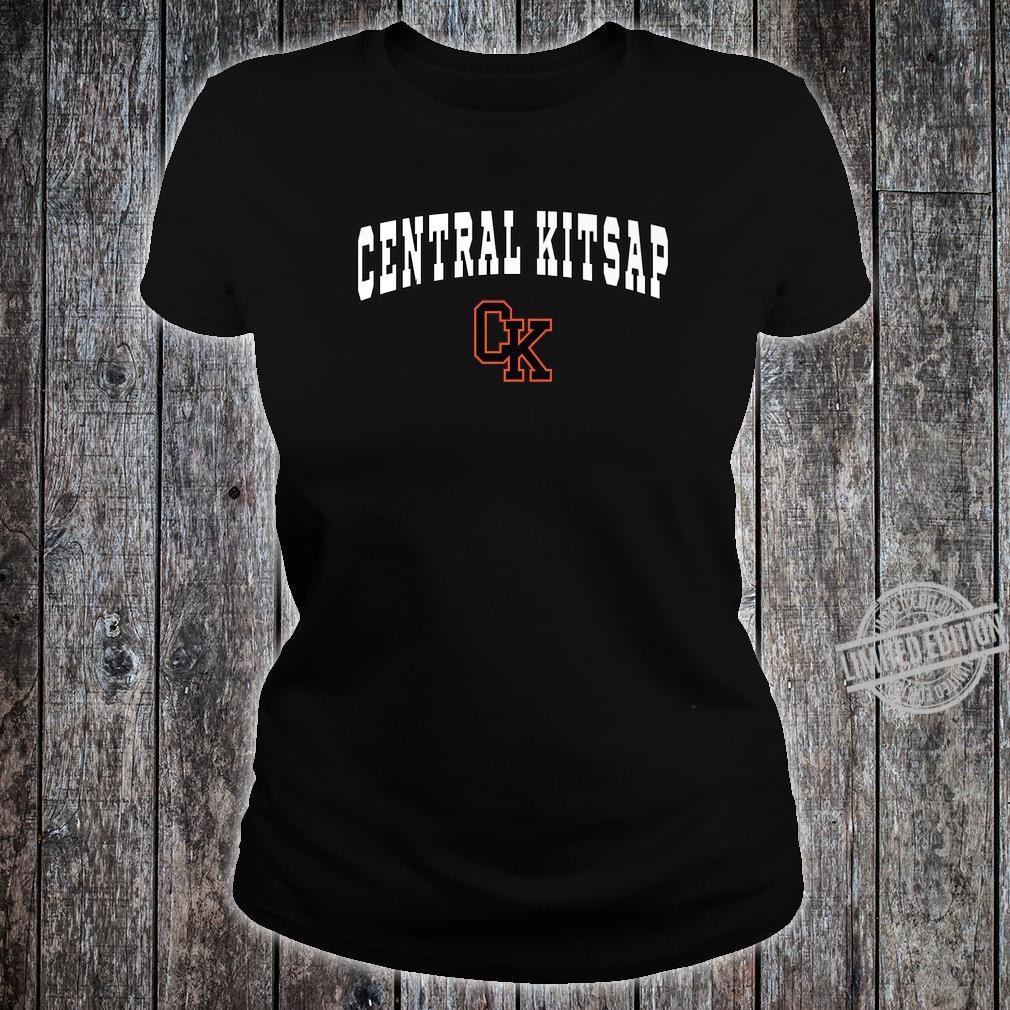 Central Kitsap High School Cougars Shirt ladies tee