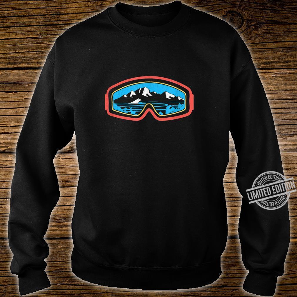 Snowboarder, Ski, Schnee und Bergliebhaber Shirt sweater