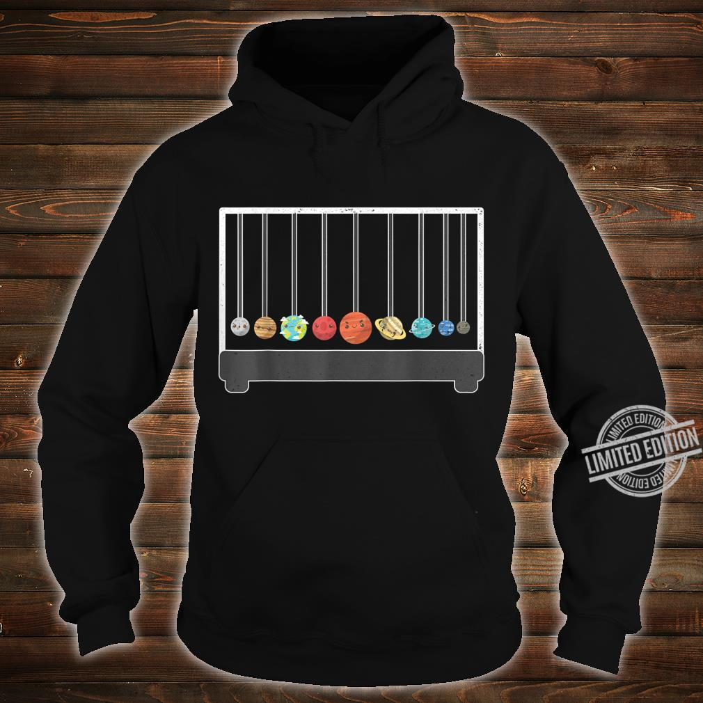 Spaceship Astronomy Shirt hoodie