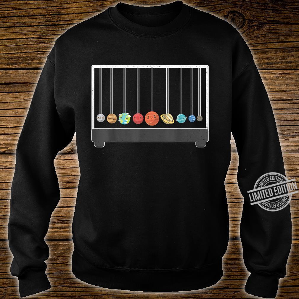 Spaceship Astronomy Shirt sweater
