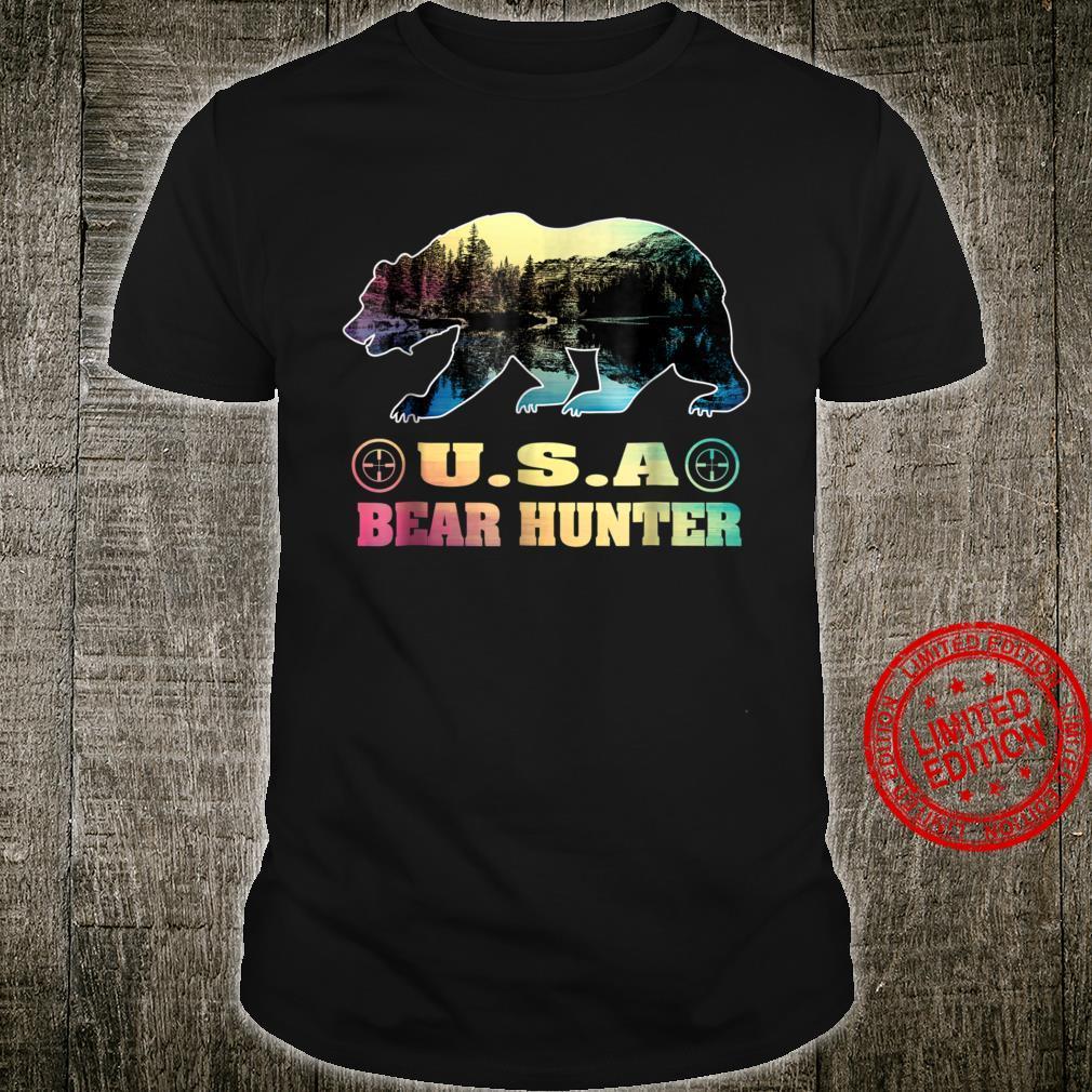 USA Bear Hunter Shirt
